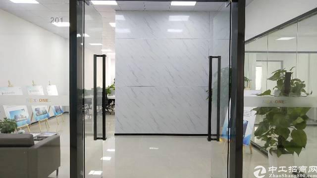 龙华民治全新配套精装修办公室200平起租
