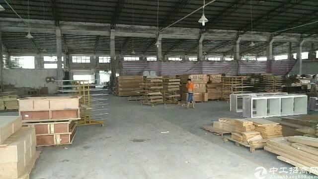 博罗做家具的厂房出租