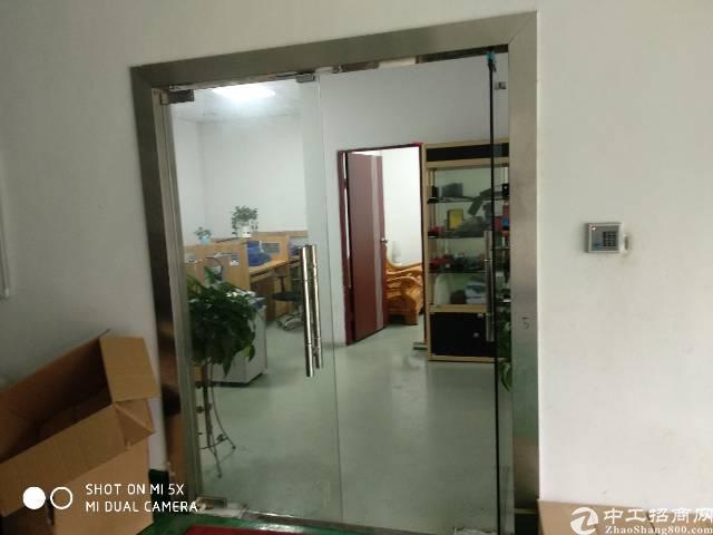 福永凤凰厂房出租750㎡有装修