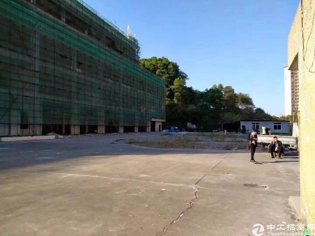 坂田新出带红本独门独院26000平厂房出租可分租!