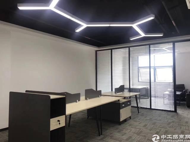 南山西丽白芒关口甲级写字楼3.5万平50元/平起租