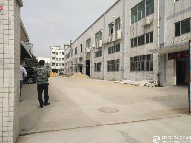 沙井  独院厂房3600平米出租