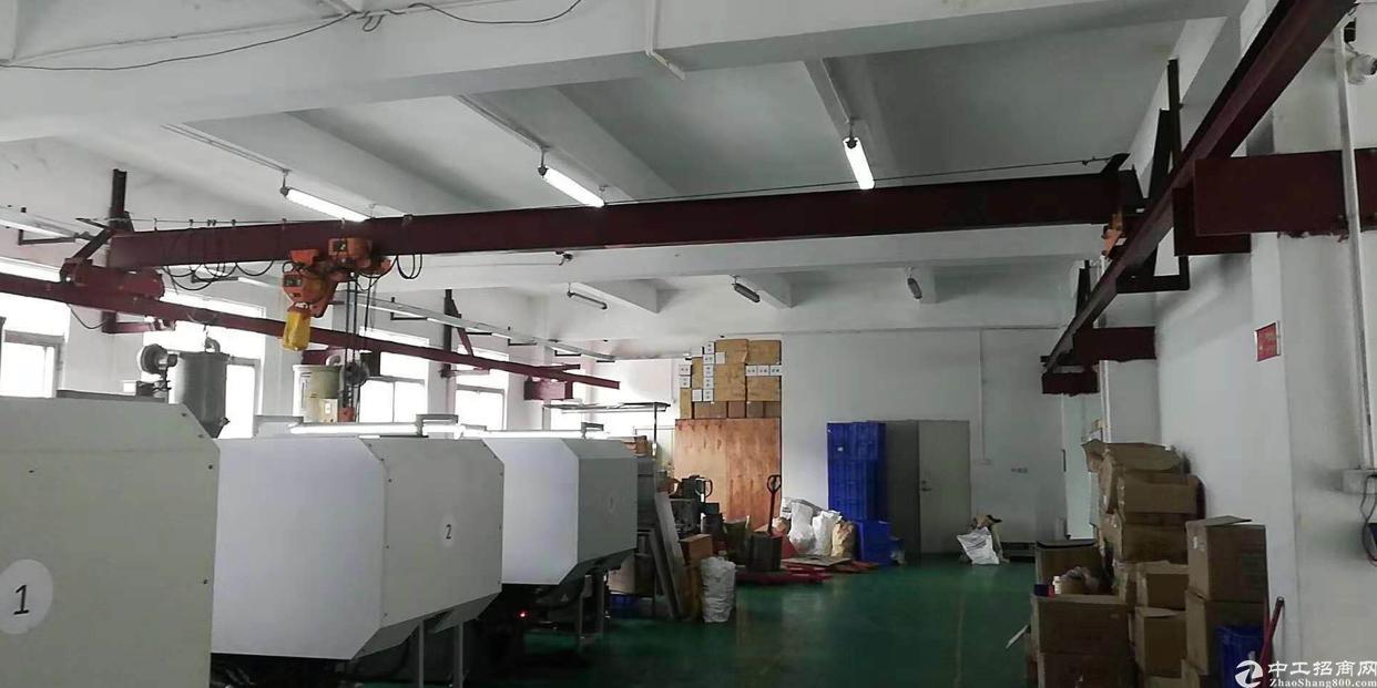 福永凤凰原房东厂房出租750平有装修有行车靠107国道