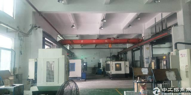 沙井庄村新发工业区一楼1100平方带装修水电齐全招租