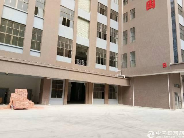 沙井一楼厂房出租5000平米,可分租