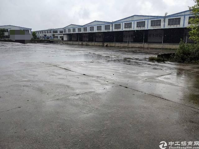 龙岗坪地带卸货平台10000平钢构出租滴水8米