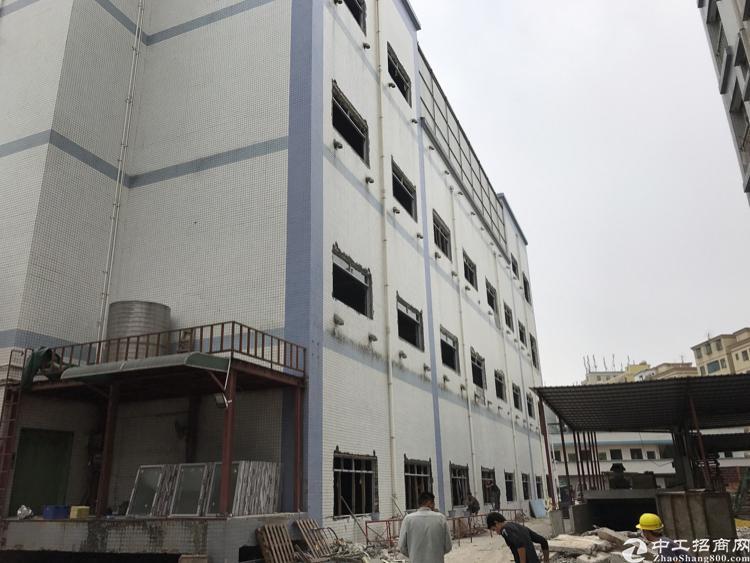 独院,深圳平湖带卸货平台独院厂房出租,可以分租