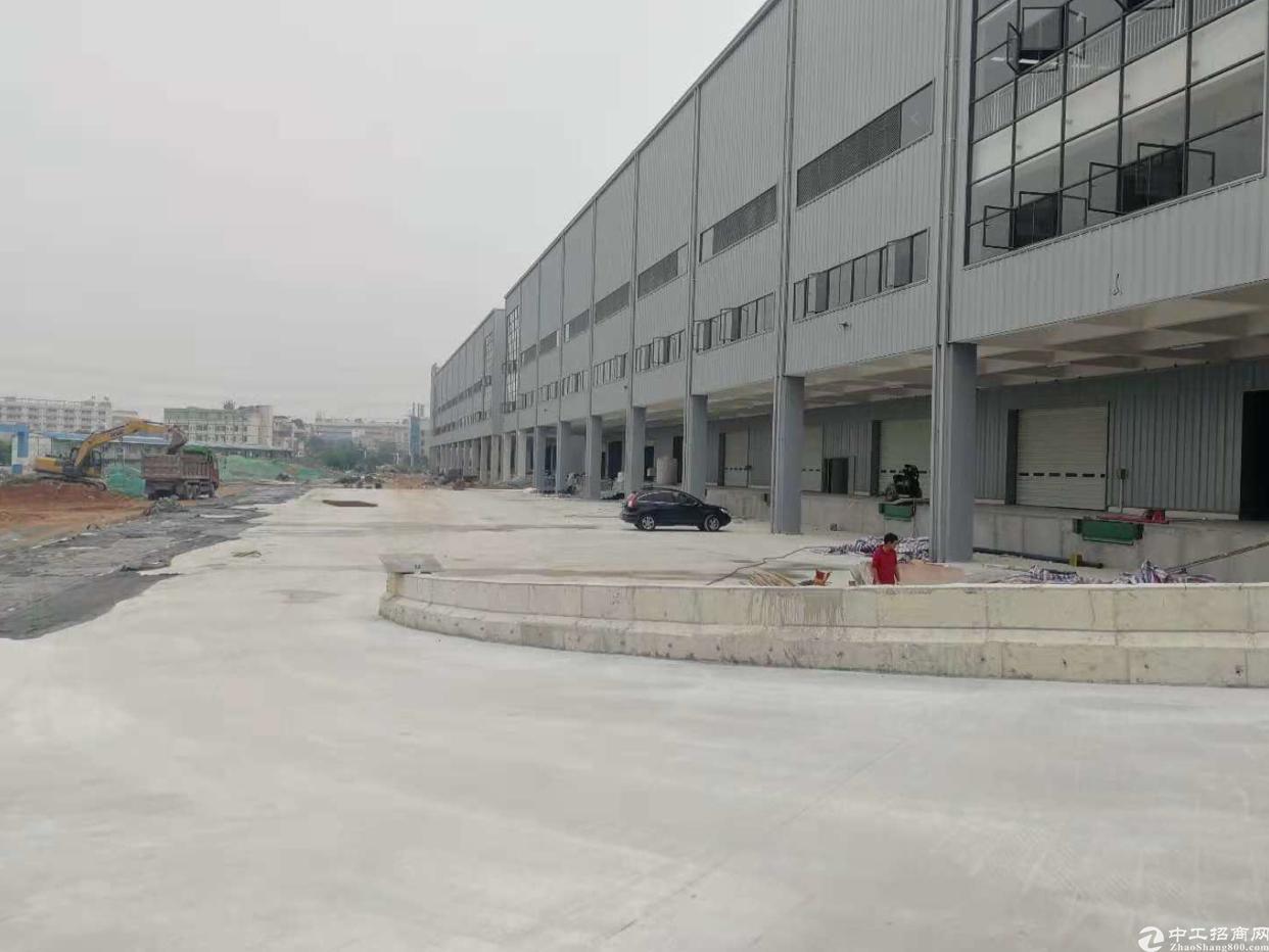 新出全新物流仓库200000平方米