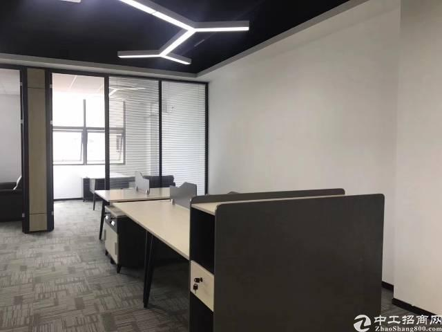 宝安宝石路南光高速口400m甲级写字楼50元/㎡起租
