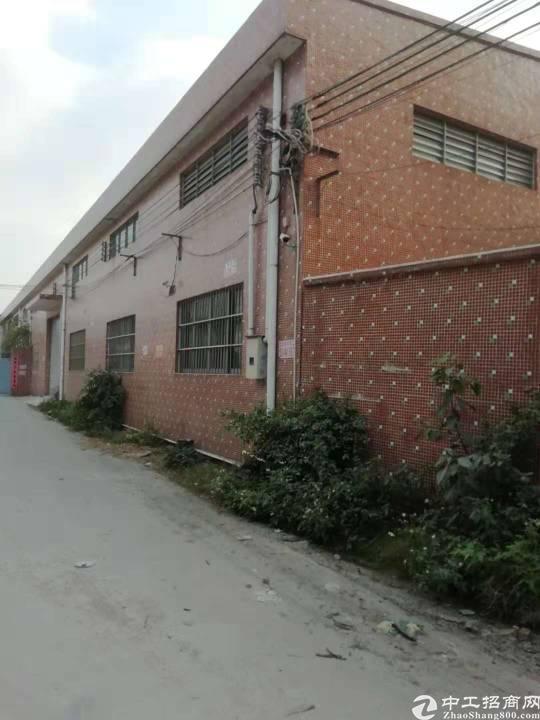 出租南城单一层滴水高10米带行车厂房1800平方