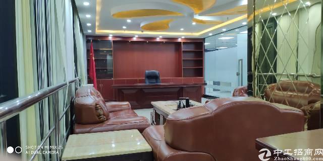 龙岗中心城新出甲级豪装700平办公室招租
