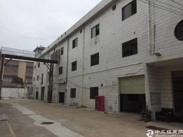 沙井沙头独院三层4200平方招租可分租