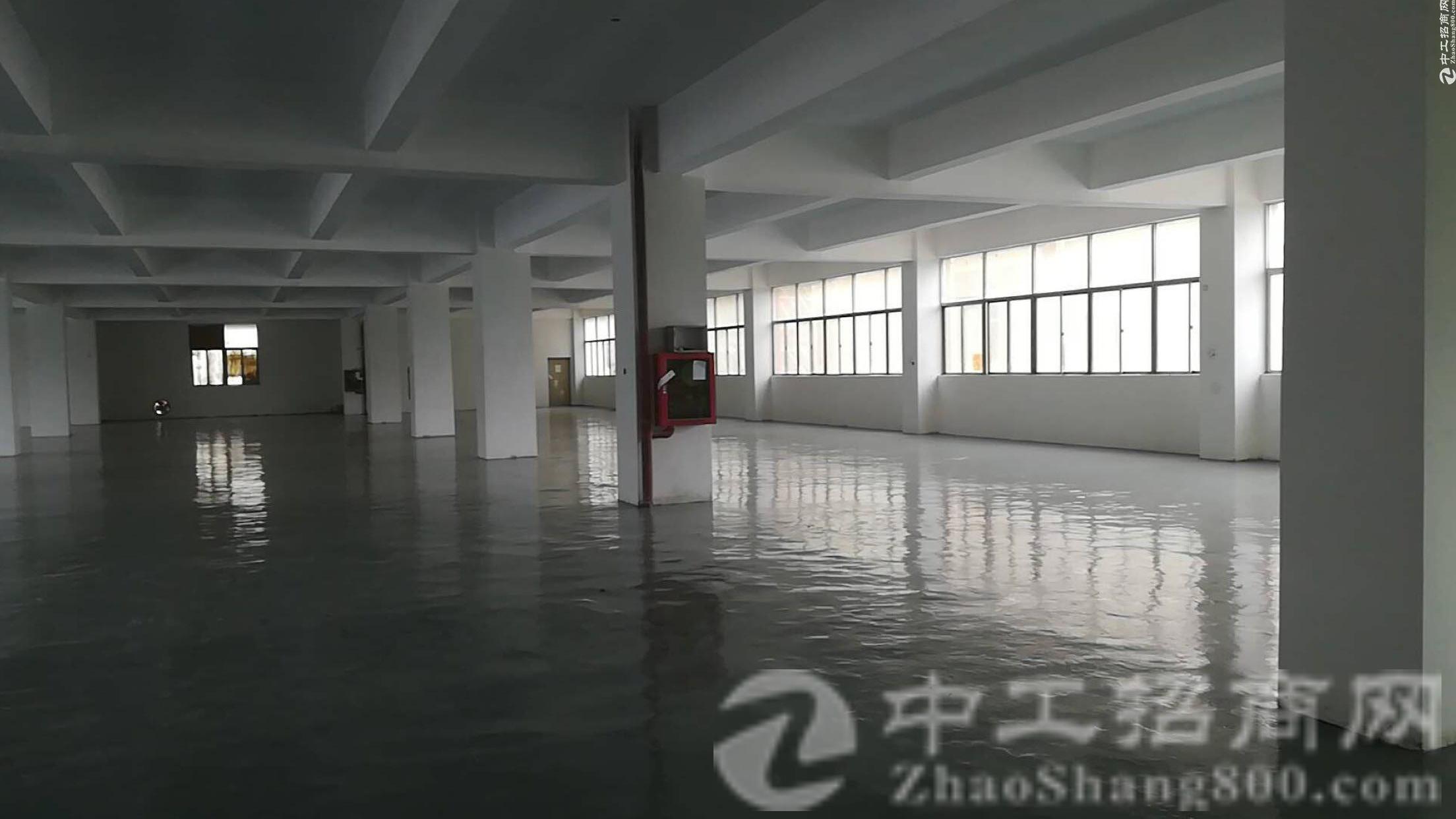 三屯村原房东自建工业园强势开盘,剩余尾盘1500平方低价甩租