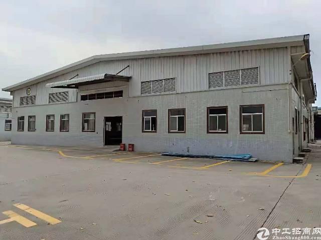 樟木头镇裕丰单一层独栋厂房厂房出租C栋3930平