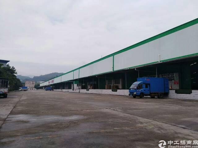 清溪镇标准物流仓库24000平方高速出口处