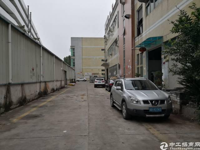 福永大洋田新出一楼500平重工业厂房
