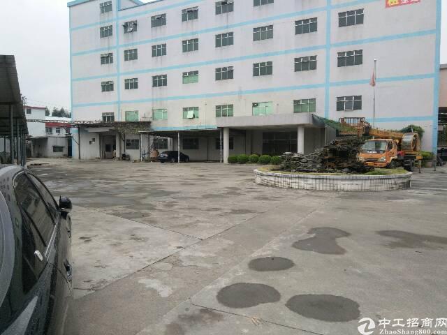 松岗107国道旁工业园区厂房招租(大小分租)