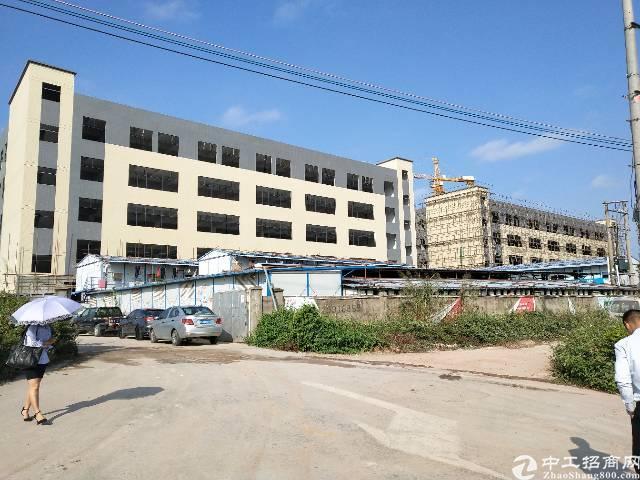 仲恺高新区独栋12000平米厂房出租,全新厂房