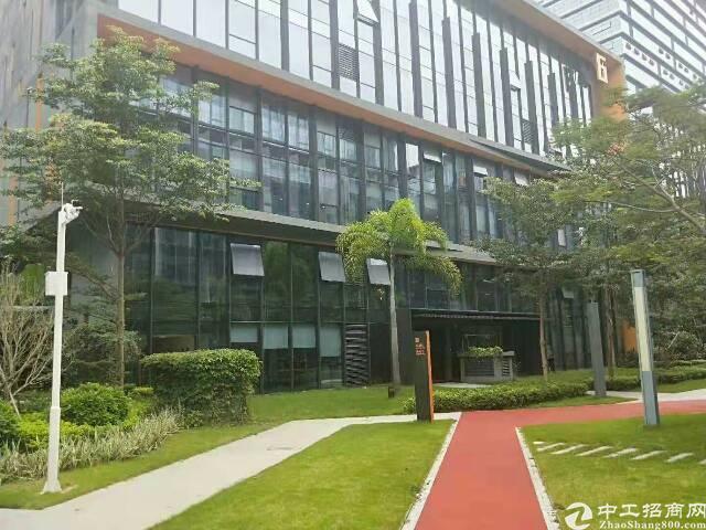 深圳新建经典小独栋1622平方高新科技有补贴厂房