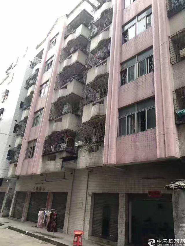 龙岗区旧改范围占地11000建筑15200㎡厂房出售