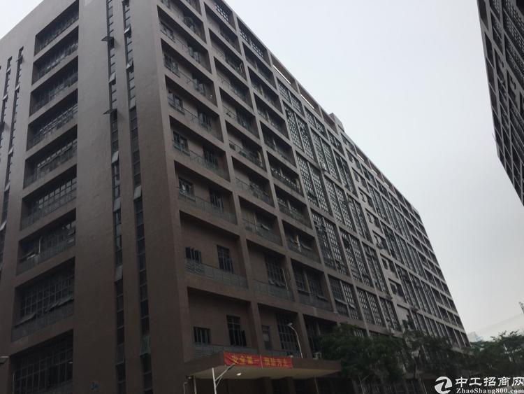 松岗潭头工业二楼1600平装修房出租