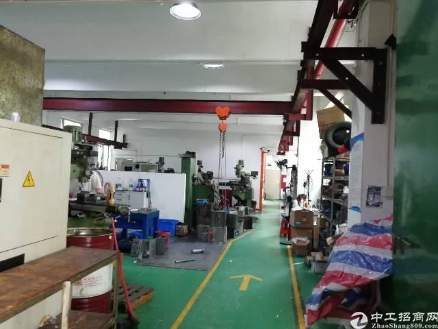 西乡固戍600平带航吊厂房出租