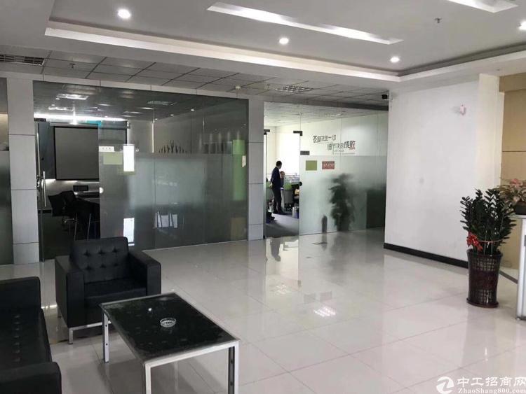 沙井大王山原房东楼上2000平厂房出租