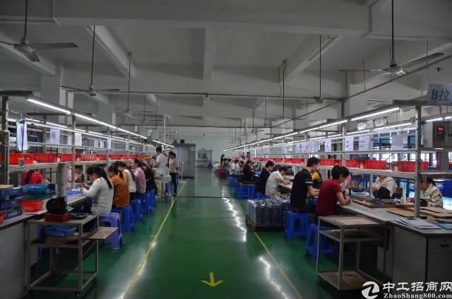 光明大型工业园整层3500平米厂房出租