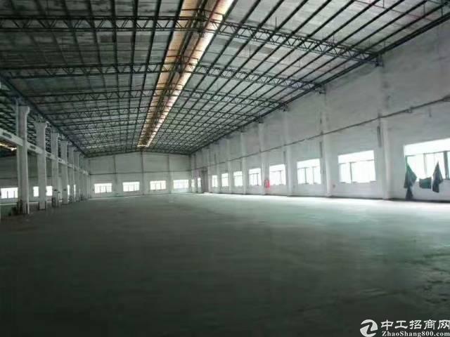 宝安汽车站附近3000平米钢构厂房出租