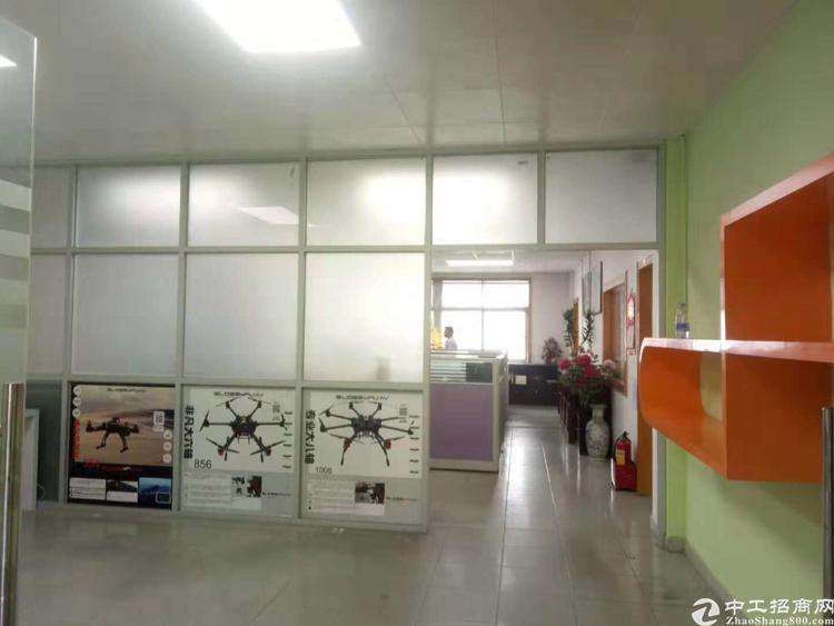 沙井镇九八工业区新出1100平米带精装修免转让费出租