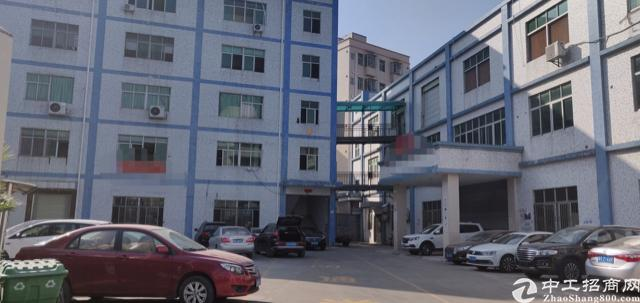 深圳坪山坑梓独栋厂房5670平20元原房东红本。