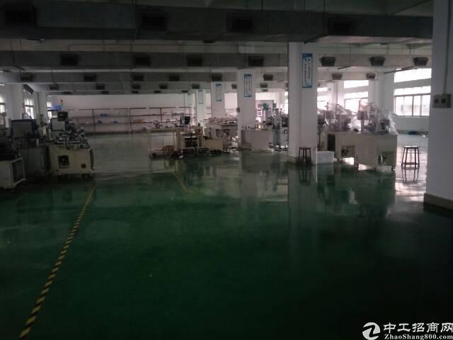 石碣新出原房东实业客分租标准厂房三楼