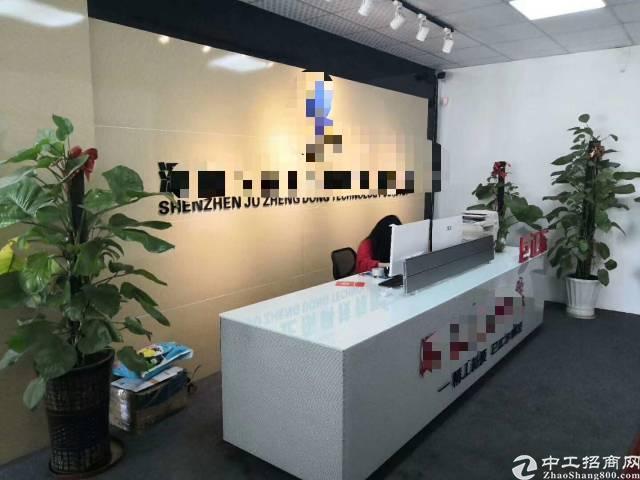 福永凤凰工业区原房东精装修1100平方