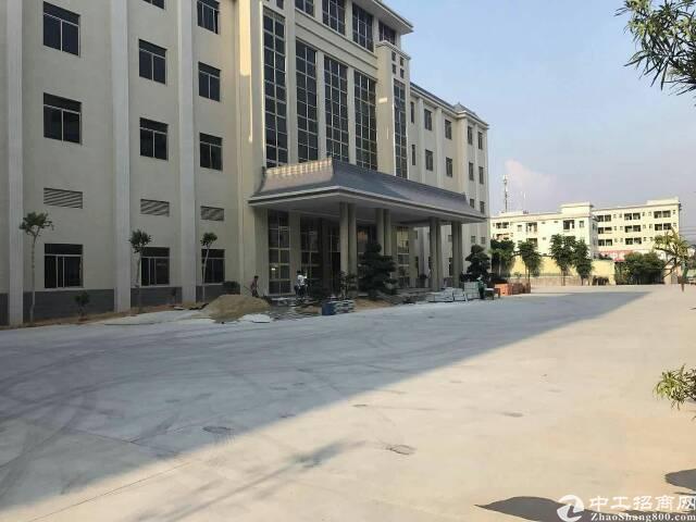 黄江镇原房东厂房分租楼上1600平方招租,面积实量无公摊