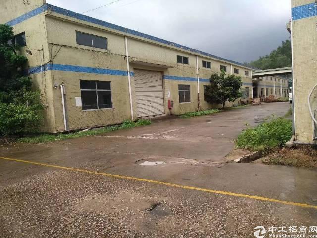 龙东爱南路边滴水6米钢构厂房1500平可做任何行业