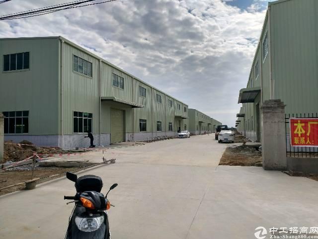 三栋新出实业客扩大规模原房东合同转租厂房招租