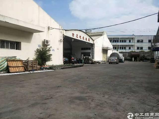 虎门镇白沙铁皮房招租,电费便宜,可以做一些有气味和小污染行业