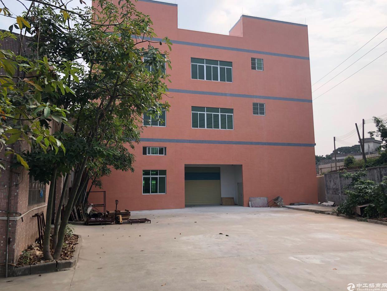 塘厦科苑城原房东楼上850平方新厂房出租