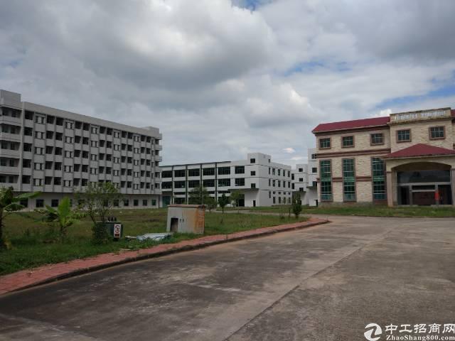 惠州最大厂房10万平招租,高新技术产业园,全新厂房大小可分租