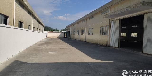 常平独院单一层厂房1600平方出租