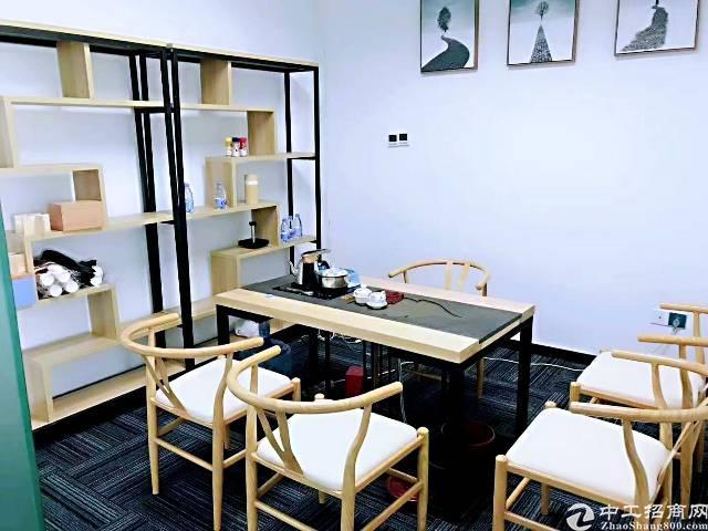 大浪商业中心160平精装带家私办公室出租