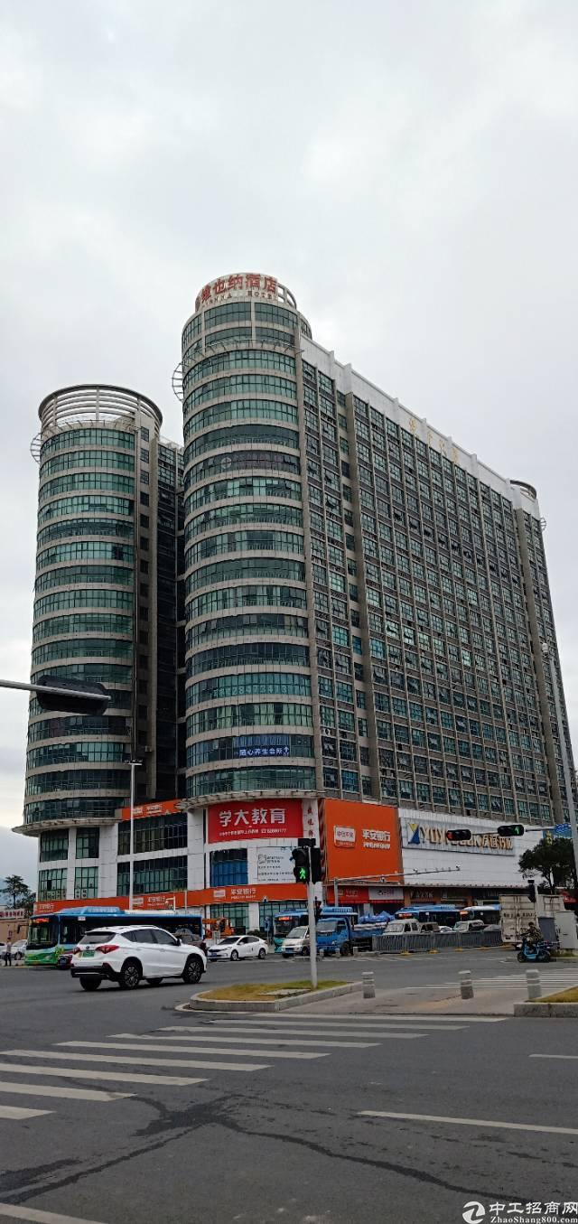 坪山六联投资大厦380平米写字楼出租,