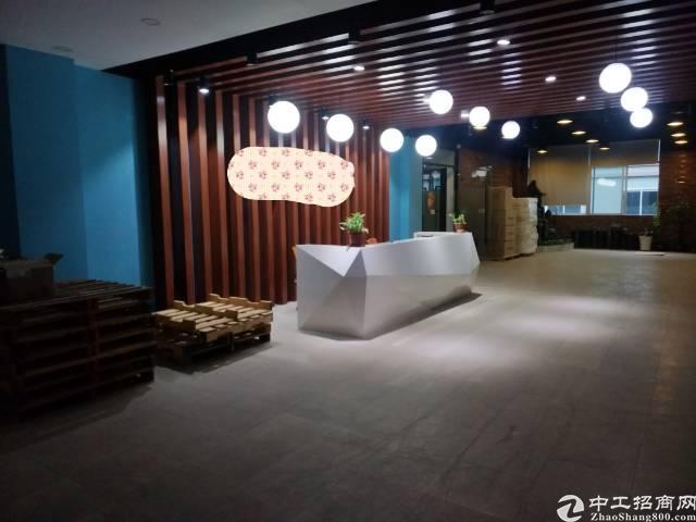 凤岗镇五联豪华装修办公室1200平方适合贸易办公