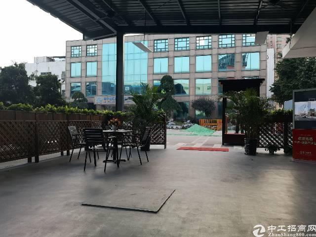 观澜大富工业区厂房带办公室小加工3600平方180平方起租