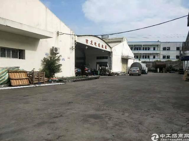虎门镇赤岗独栋铁皮房招租,可以做污染行业。
