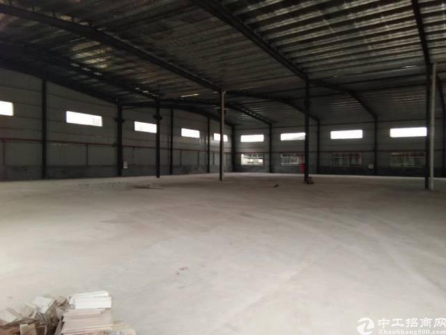 独栋单一层,全新厂房,适合各种行业可以办环评,6000平方