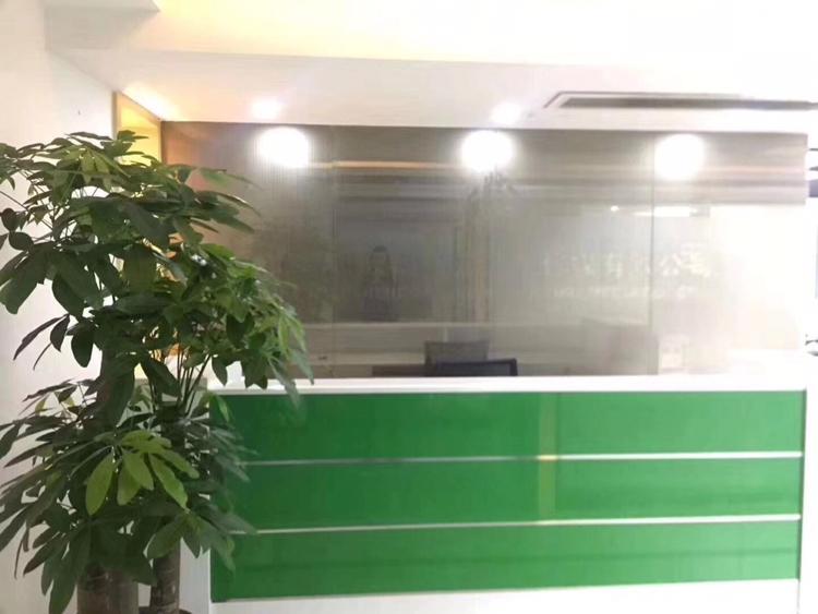 清湖地铁站甲级写字楼3+1格局