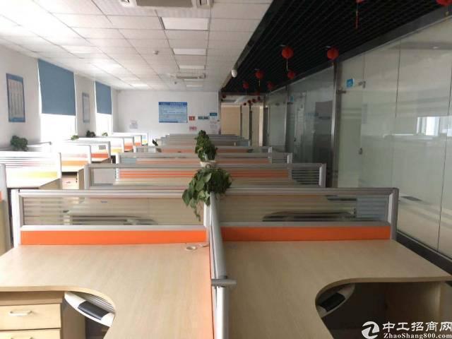 观澜福民精装修1200平厂房出租