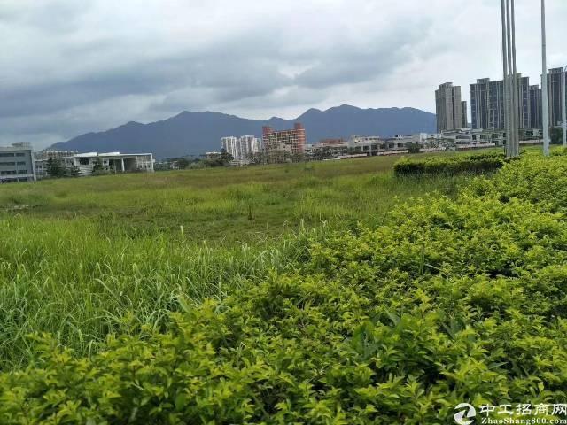 深圳石岩70000平米空地12元招租
