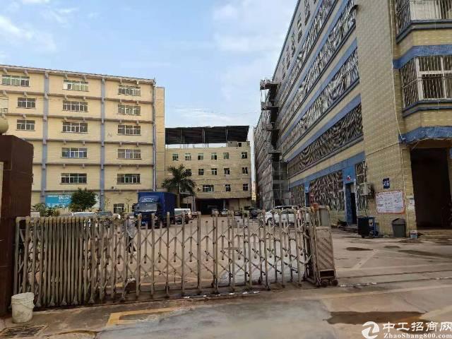 龙岗工业园区厂房招租可分租